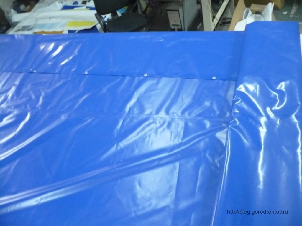 Навесы для дачи  из ткани 197